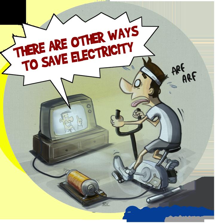 hay otras maneras de ahorrar electricidad
